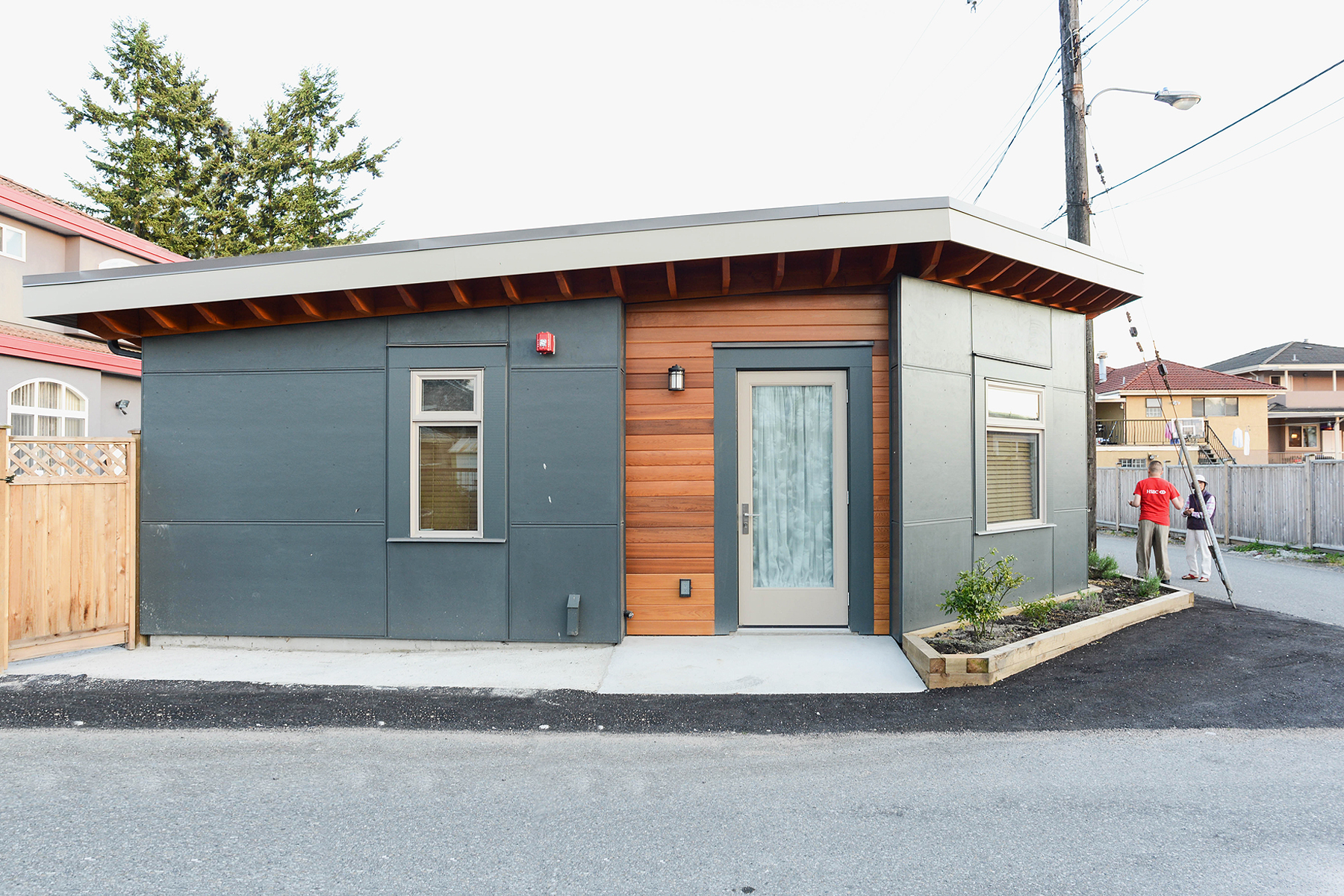 Gladstone laneway house unison for Unison house